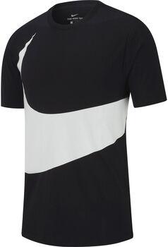 Nike Camiseta NSW Swoosh hombre Negro