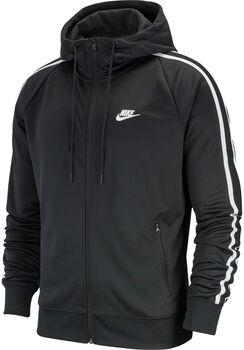 Nike M NSW HE HOODIE FZ TRIBUTE hombre Negro