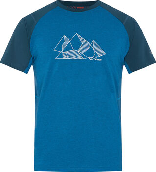 McKINLEY Camiseta Manga Corta Ponga ux hombre Azul
