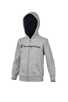 Champion Sudadera Hooded Full Zip Sweatshirt niño