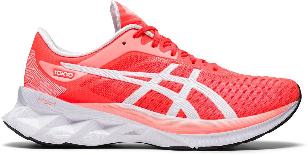 ASICS - Zapatillas Running NovaBlast Tokyo - Mujer - Zapatillas Running - Rojo - 36