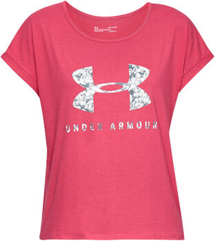Under Armour Camiseta Graphic Sportstyle Fashion SSC mujer