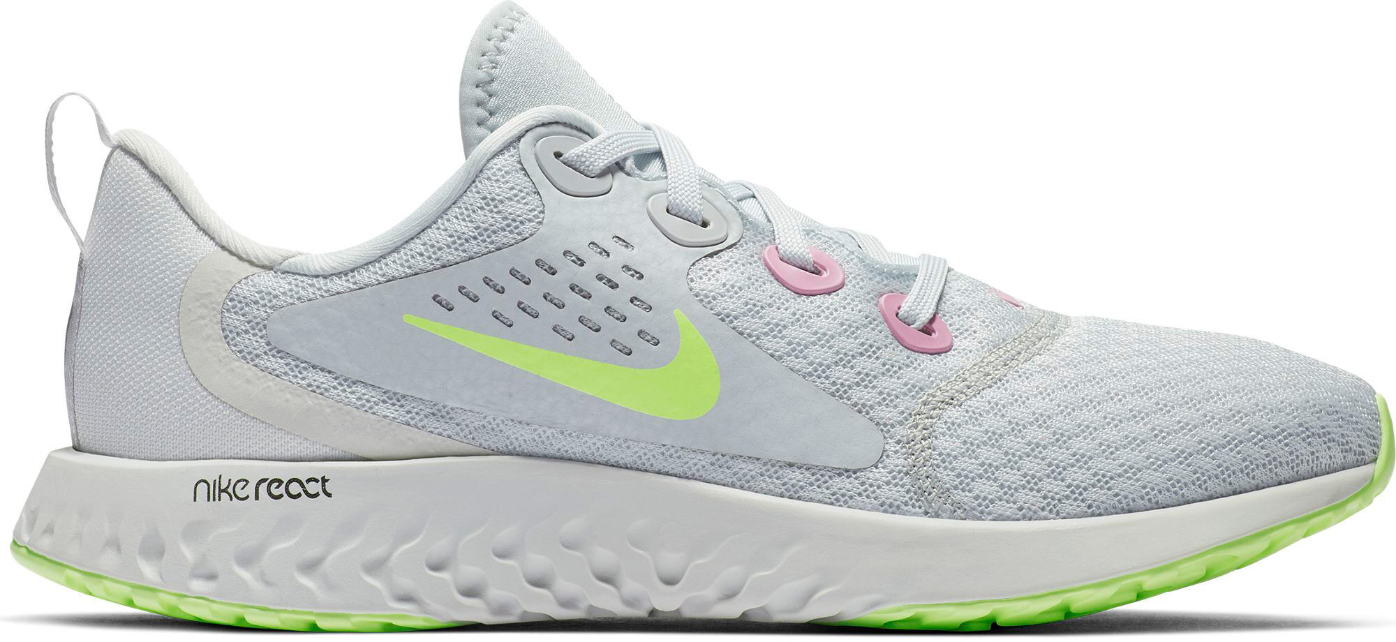 nike react legend mujer