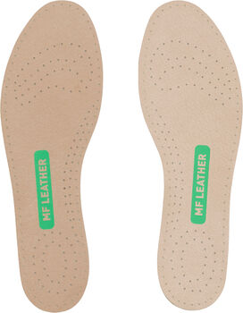 INTERSPORT Plantilla de Piel Memory Foam