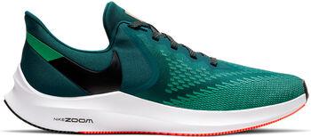 Zapatilla Nike Air Zoom Winflo 6 s Ru hombre Azul