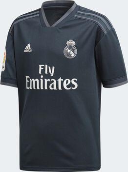 ADIDAS Camiseta fútbol Real Madrid  segunda equipación temporada 2018-2019 A JSYY LFP Junior niño