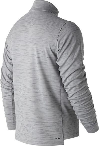 Camiseta m/l ANTICIPATE 2.0 QTR ZIP