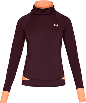 Under Armour ColdGear® Reactor Run Funnel Neck mujer