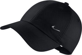 Nike Gorra U NSW H86 CAP NK METAL SWOOSH hombre Negro