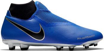 Nike Phantom Vision Academy Dynamic Fit FG/MG Azul