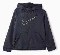 Dry hoodie fz emb leg