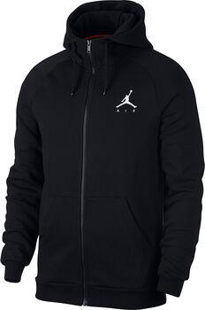 Nike Sudadera JUMPMAN FLEECE FZ hombre Negro