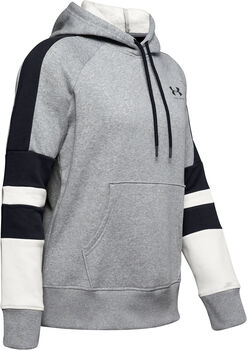 Under Armour RIVAL FLEECE LC LOGO HOODIE NO mujer