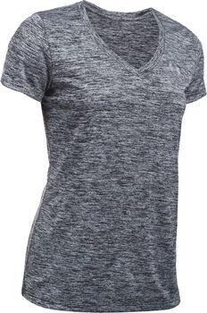 Under Armour Camiseta con cuello de pico UA Tech™ difuminada para mujer 441850595d10e