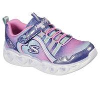 Sneakers Heart Lights