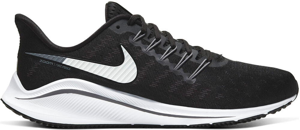 Nike - Zapatilla AIR ZOOM VOMERO 14 - Hombre - Zapatillas Running - Negro - 8dot5