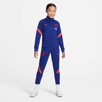 Nike Conjunto de chándal de entramiento F.C. Barcelona 2020/2021 niño