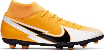 Nike Bota SUPERFLY 7 CLUB FG/MG hombre Naranja