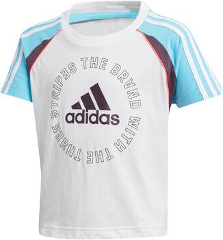 adidas Camiseta Manga Corta Bold niño