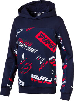 Puma Sudadera estampado Alpha All-Over niño