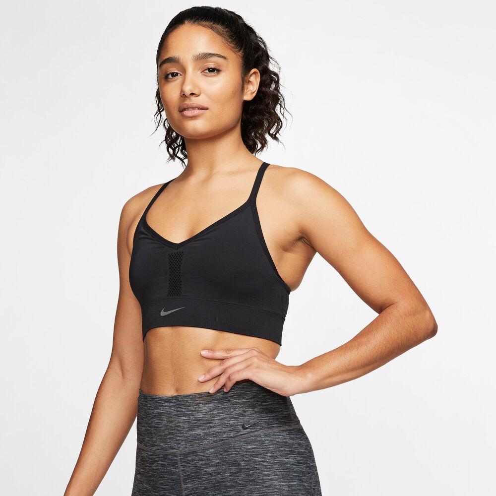 Nike - Indy - Mujer - Sujetadores deportivos - Negro - XS