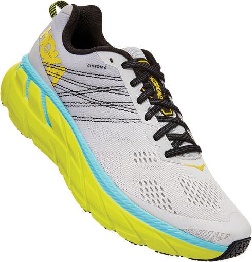 Hoka One One - Clifton 6 - Hombre - Zapatillas Running - 41 1/3