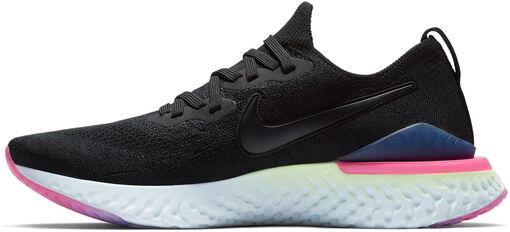 Nike - Zapatilla NIKE EPIC REACT FLYKNIT 2 - Hombre - Zapatillas Running - Negro - 41