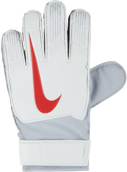 Nike Junior Match Guantes Portero Blanco
