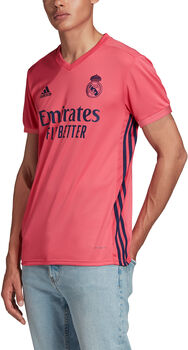 adidas Camiseta Segunda Equipación Real Madrid 20/21 hombre