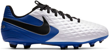 Nike JR LEGEND 8 ACADEMY FG/MG Blanco