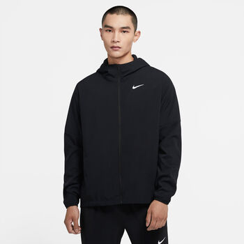 Chaqueta de running Nike Run con capucha hombre