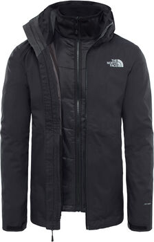 The North Face M Arashi II Triclimate Jacket hombre Negro