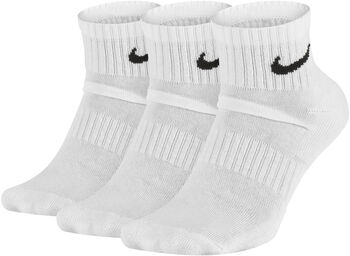Nike Calcetín Everyday Cushion Ankle Tr Blanco