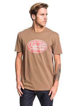 Quiksilver Camiseta m/c WHATWEDOBESTSSTEES BFA0 hombre