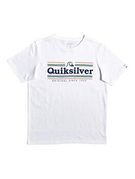 Quiksilver Camiseta m/c GETBUZZYSSYTH B TEES BFQ0 niño