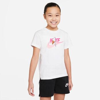 Nike Camiseta manga corta Sportswear Big Kids' niña