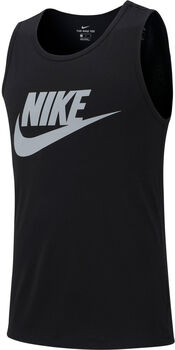 Nike Camiseta de entrenamiento  Sportswear hombre Negro