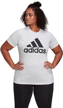 adidas Camiseta manga corta Must Haves Badge of Sport (Tallas grandes) mujer