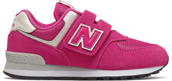 New Balance Zapatilla 574 YOUTH VELCRO