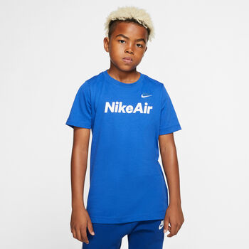 Camiseta Manga Corta B NSW TEE NIKE AIR C&S Azul