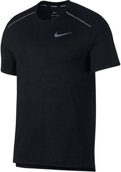 Nike Camiseta m/cNK BRTHE RISE 365 SS hombre Negro