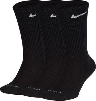 Nike 3PPK CUSHION CREW (S,M,L,XL) hombre Negro