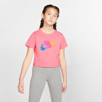 Nike Short G NSW TEE STMT CROP niño
