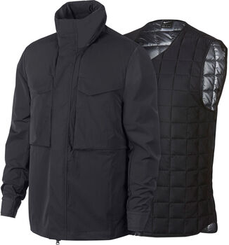 Nike Chaqueta portswear Tech Pack Synthetic-Fill hombre Negro