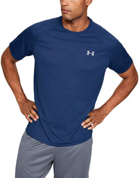 Under Armour Camisa Tech 2.0 SS Tee Novelty hombre Azul