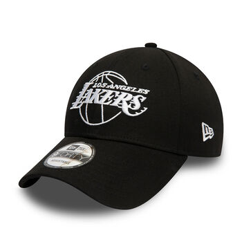 Gorra NBA Los Angeles Lakers New Era Essential Outline 9FORTY