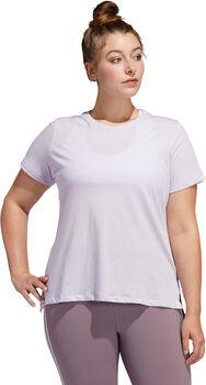 adidas Camiseta manga corta Go To (Tallas grandes) mujer