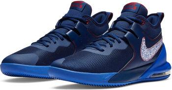 Nike Zapatillas de baloncesto Air Max Impact hombre Azul