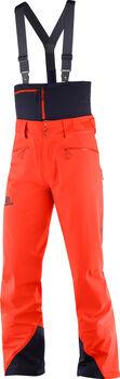 Salomon Pantalon ICESTAR 3L PANT M-Cherry Tomat hombre