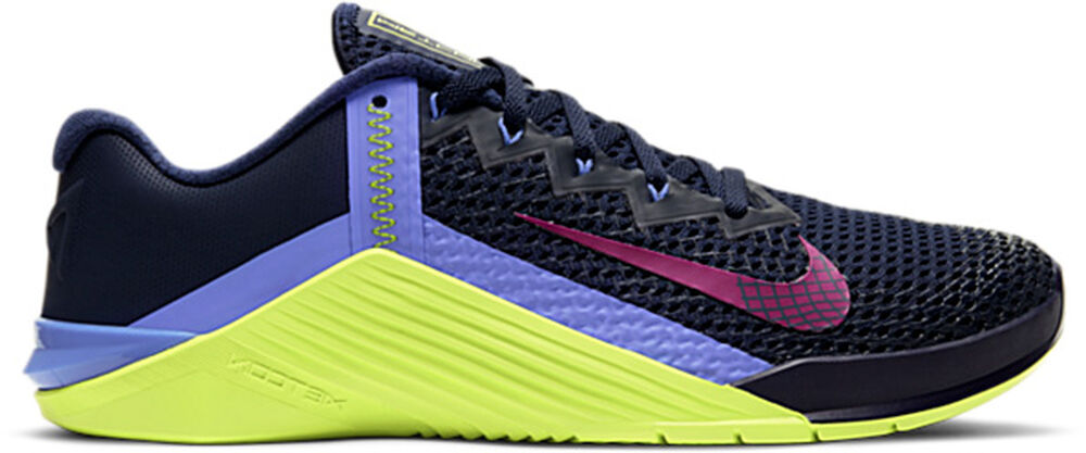 Nike -  Metcon 6 - Mujer - Zapatillas Fitness - Azul - 36